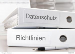 Datenschutz Richtlinien © stockpics