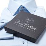 Mit der Geschenkbox zum Maßhemd - Bild Fine Cotton GmbH