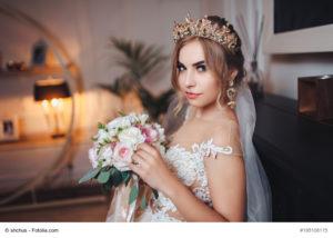 Diadem Fur Die Braut Der Besondere Haarschmuck Zur Hochzeit