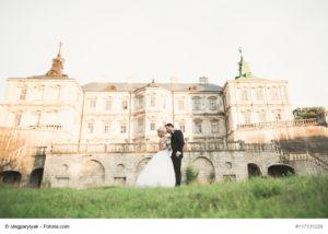 Die traumhafte Location zur Hochzeit - Bild: olegparylyak - Fotolia.com