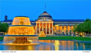 Traumhafte Location in Wiesbaden - Bild: Branko Slot - Fotolia.com
