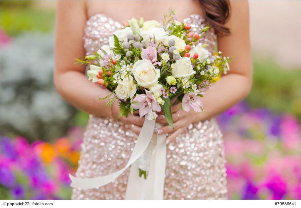 Brautstrauss Das Accessoire Fur Die Braut Ist Der Hochzeitsstrauss