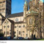 Neuss, Basilica of St. Quirinus, Germany